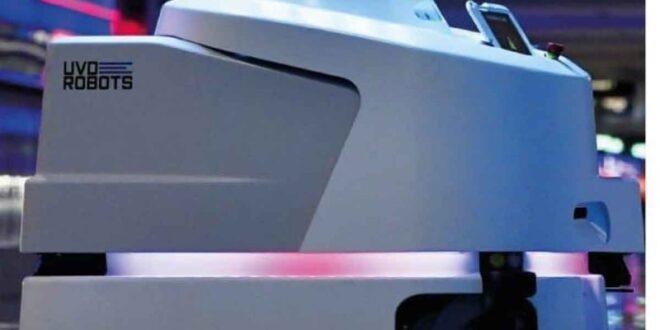 crea empresa mexicana robot que desinfecta autónomamente