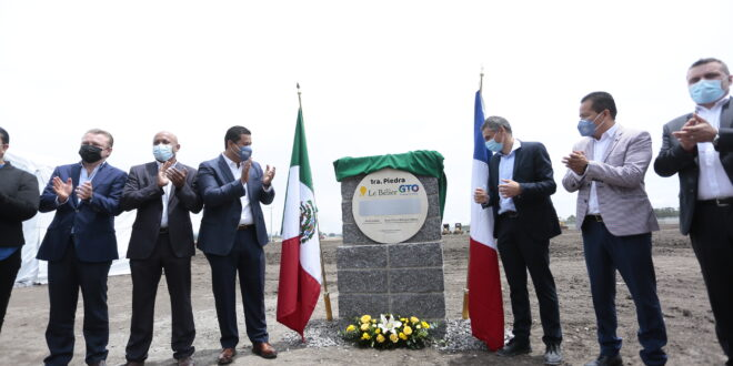Le Bélier invierte en Guanajuato