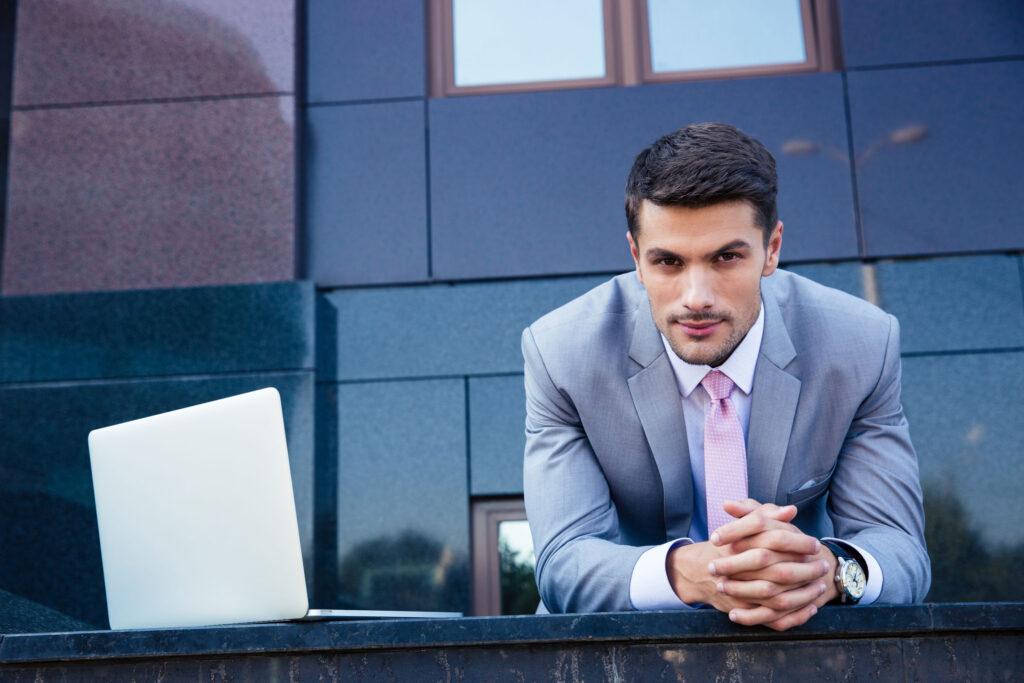 El empresario Alexis Nickin Gaxiola